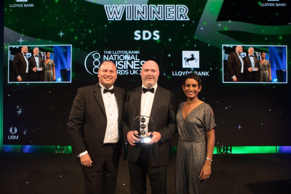 SDS Business Leader Award Winner