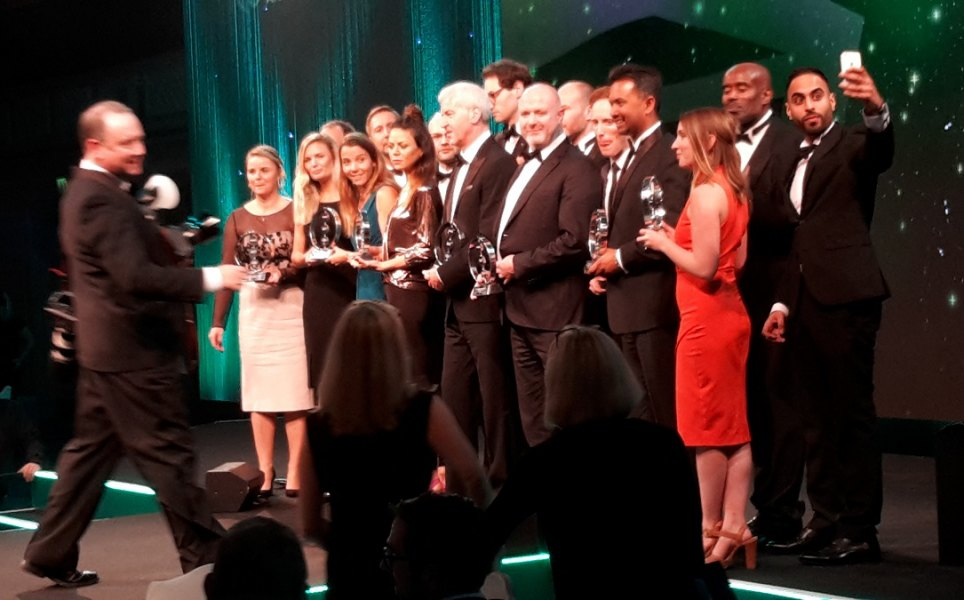 SDS Win National Business Award