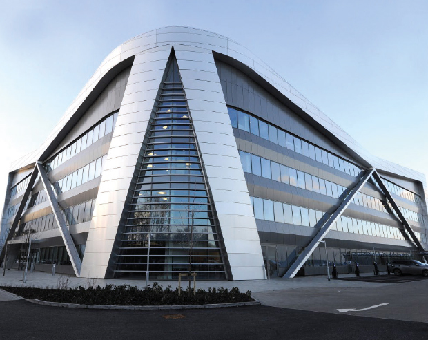 SDS Case STudies VW Group Financial Headquarters