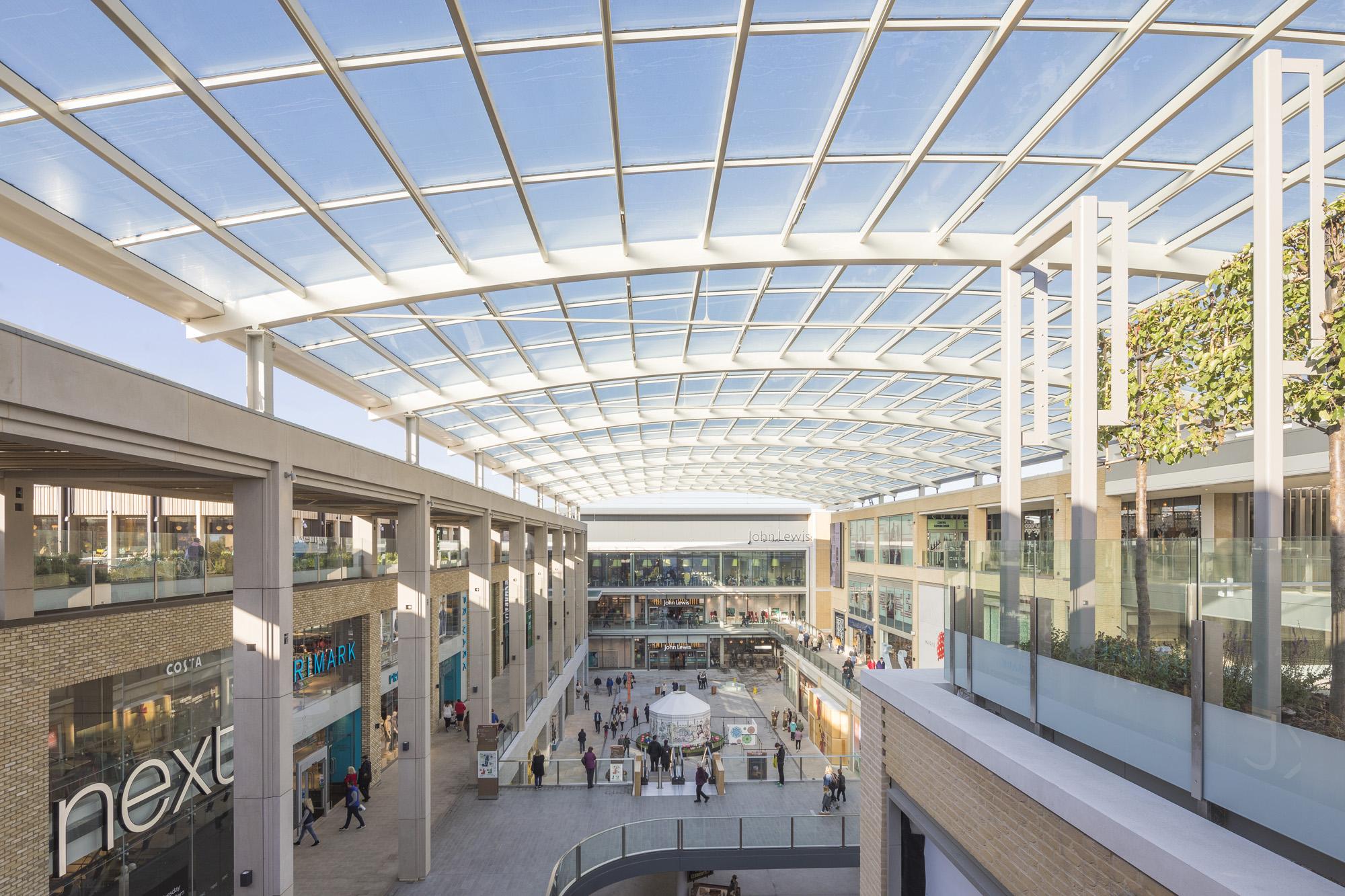 SDS Case Studies Westgate Shopping Centre