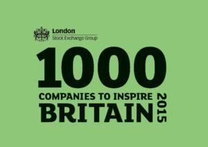 1000 Companies to Inspire 2015