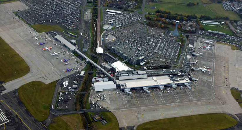 SDS Case Studies Edinburgh Airport