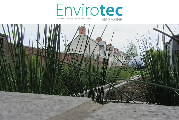 SDS in Envirotec magazine